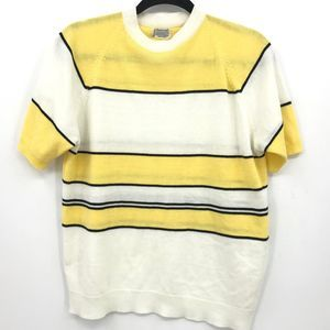 Vintage Towncraft Sweater Top Size Large